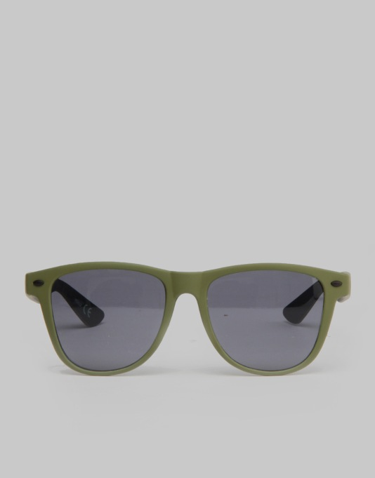 Neff Daily Sunglasses - Military Soft Touch