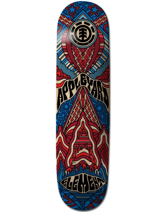 Element Appleyard Mind Melt Featherlight Pro Deck - 8.25""