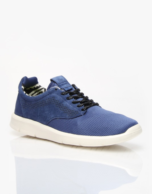 Vans Iso 1.5 Skate Shoes - (Native) Stv Navy/ Antique