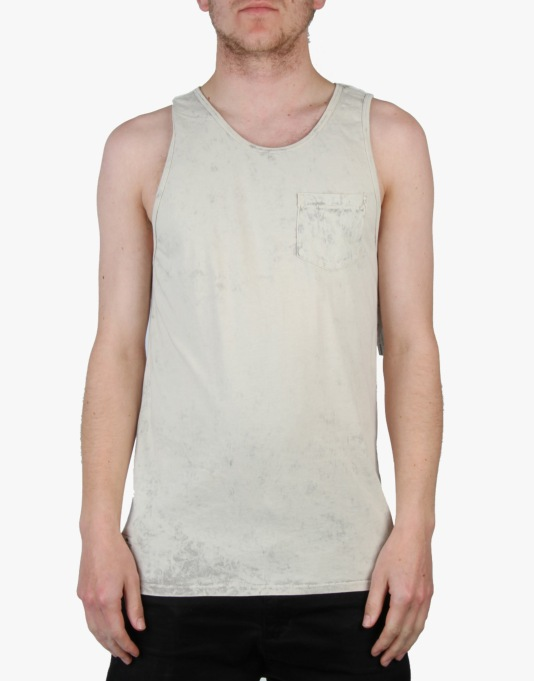 Emerica Crumpled Up Tank - Grey