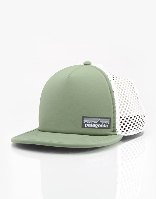 Patagonia Duckbill Trucker Cap - Camp Green