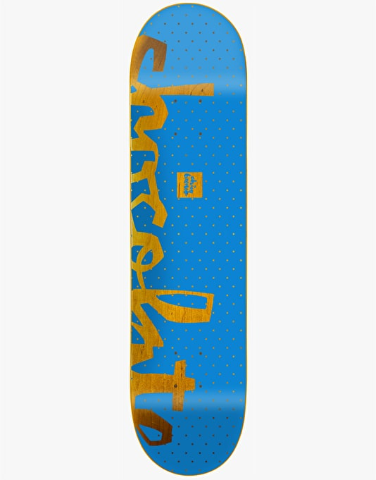 Chocolate Brenes Floater Chunk Pro Deck - 8""