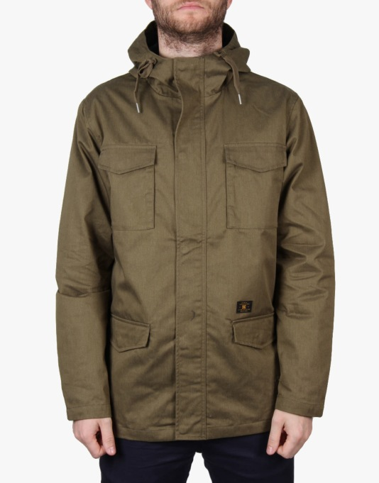 DC Mastadon Jacket - Military Olive