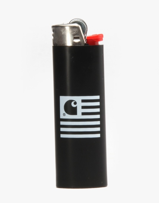 Carhartt State Lighter - Black/White