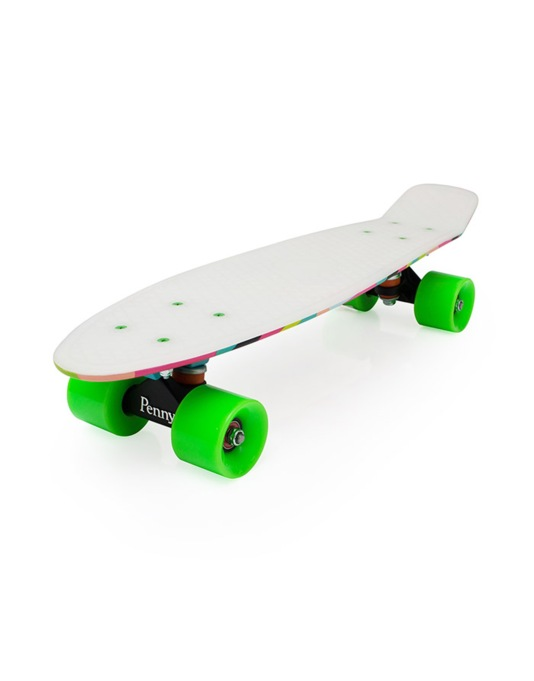 "Penny Skateboards Fresh Prints Cruiser - 22"" - Slater"