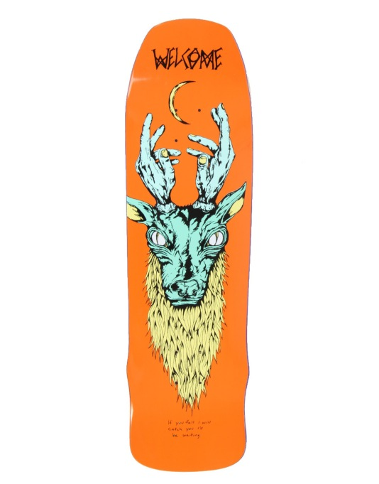 Welcome Lawrence Elk on Time Traveler Team Deck - 8.8""