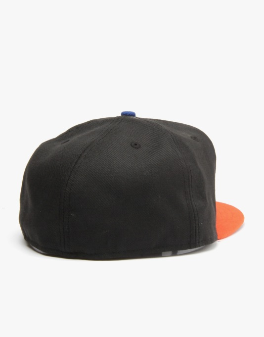 The Hundreds Adam 59Fifty Fitted Cap - Black