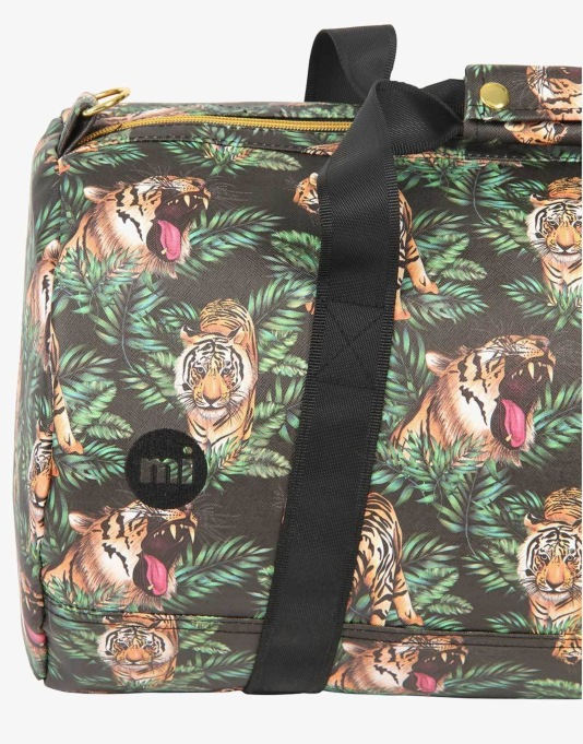 Mi-Pac Jungle Tigers Duffel Bag - Multi/Black