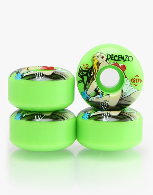 Bones Decenzo B-Movie V1 STF Pro Wheel - 52mm