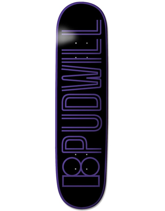 Plan B Pudwill Linear Pro Deck - 7.75""