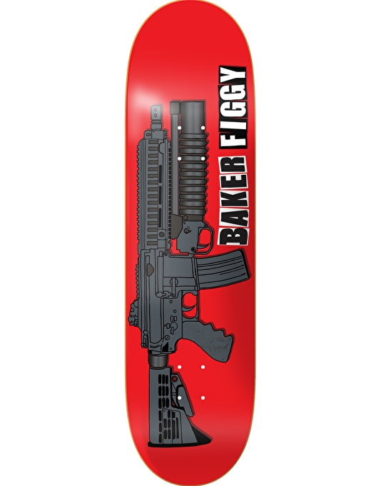 Baker Figgy Assault Pro Deck - 8.38""