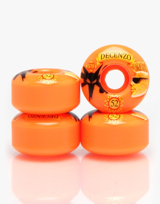 Bones Decenzo Shock V1 STF Pro Wheel - 52mm