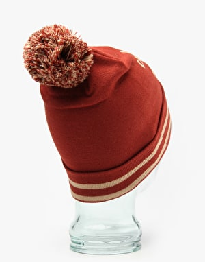 Vans Full Patch Pom Beanie - Russet