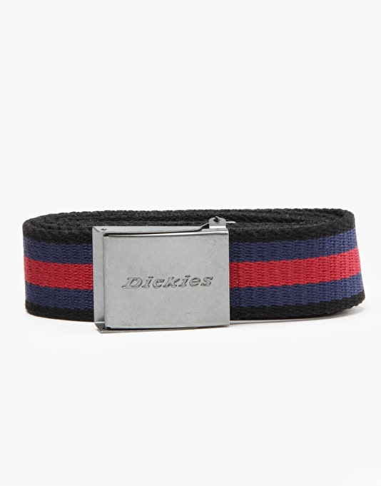 Dickies Portville Web Belt - English Red