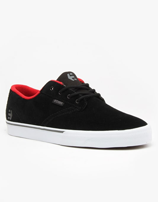 Etnies Jameson Vulc Skate Shoes - Black