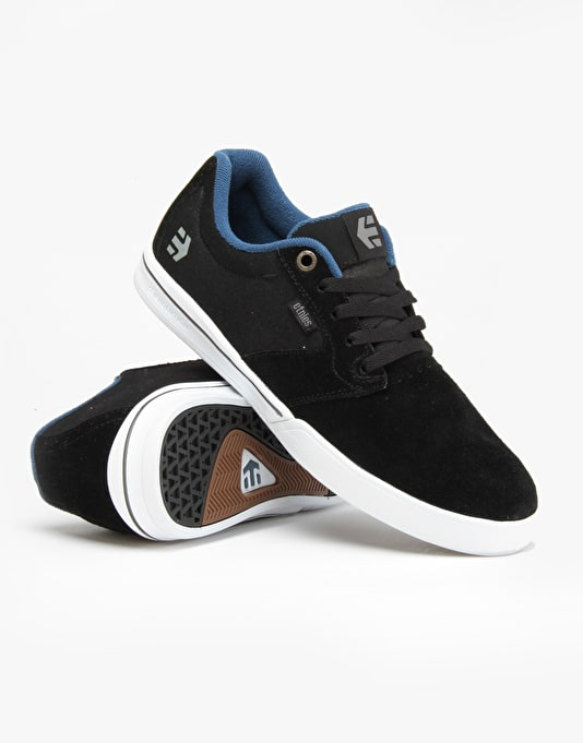 Etnies Jameson E-Lite Skate Shoes - Black/White