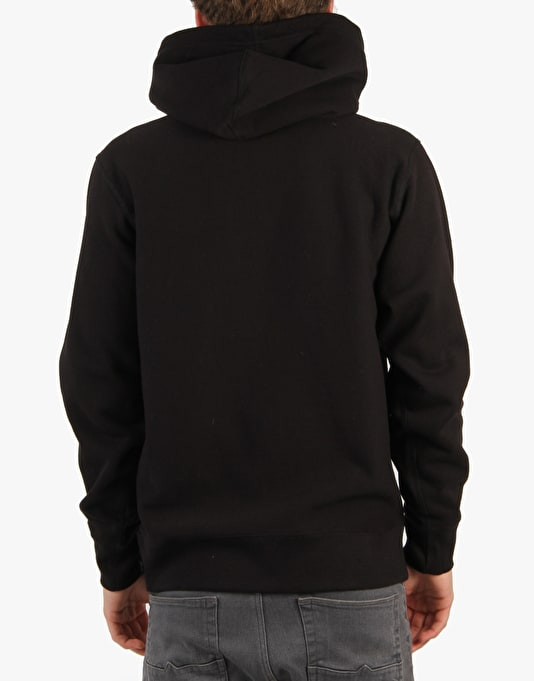 Acapulco Gold A to the K Pullover Hoodie - Black