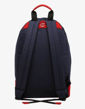 Mi-Pac Maxwell Classic Backpack - Navy/Red
