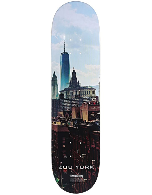 Zoo York Cronan Triple Set 3 Team Deck - 8.25""