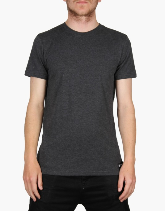 Element Basic Crew T-Shirt - Black