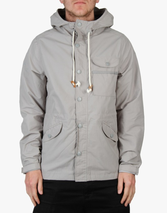 Altamont Windthrow Jacket - Cement