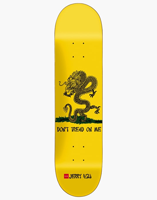 Chocolate Hsu Don't Tread on Me Pro Deck - 8""