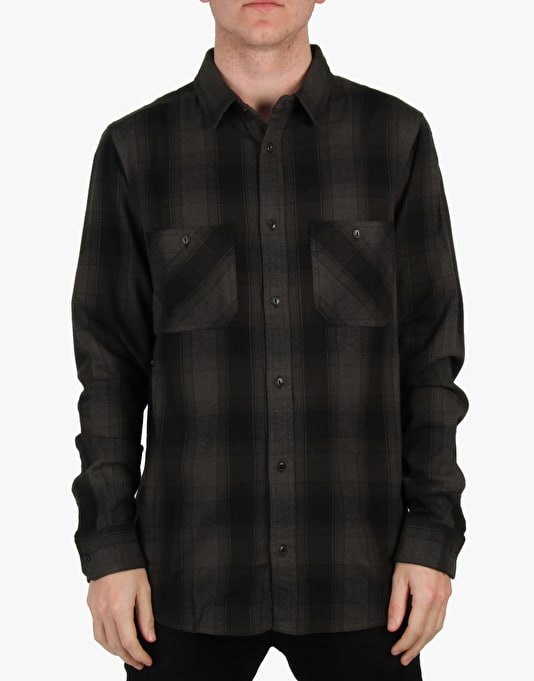 DC Richmond L/S Shirt - Grey