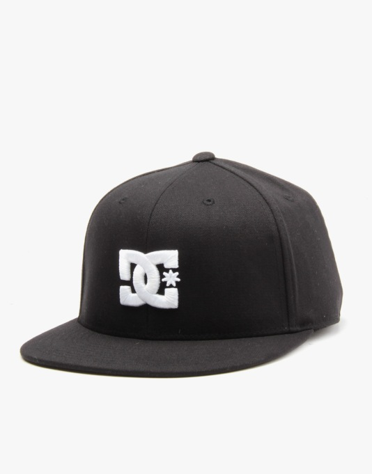 DC Take That Flexfit Cap - Black/White