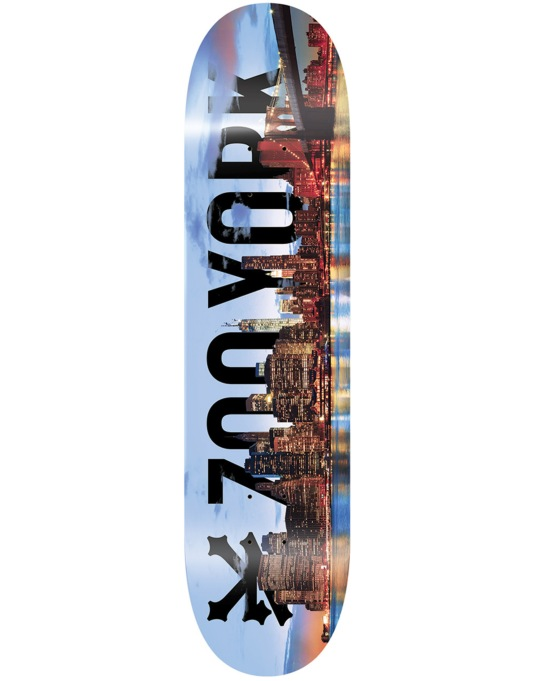 Zoo York Reflections 2 Team Deck - 8""