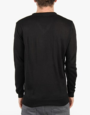 Girl Thurlough Knit - Black