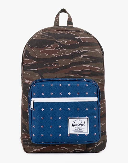 Herschel Supply Co. Pop Quiz Backpack - Tiger Camo/Hyde
