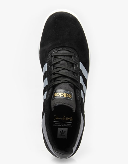 Adidas Busenitz ADV Skate Shoes - Core Black/Grey/White