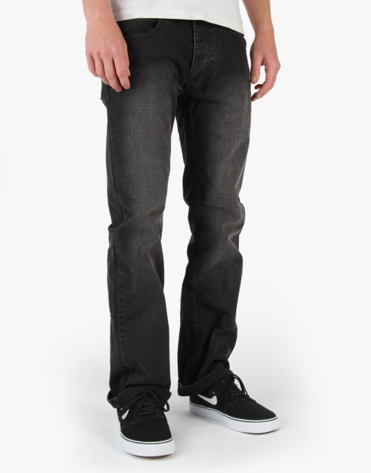 Fourstar Mariano Sig. Jeans - Black Fade