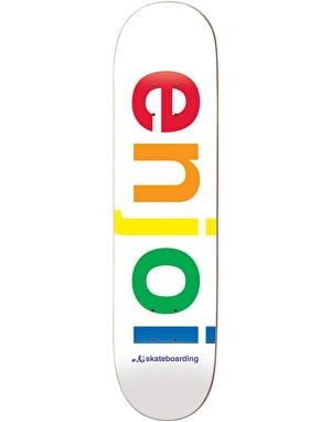 Enjoi Spectrum Team Deck - 8