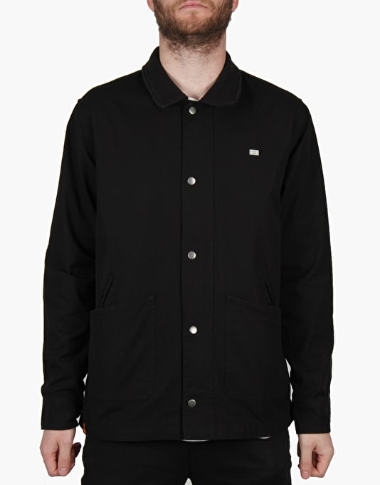 Fourstar x Anti Hero TNT Hunting Jacket - Black