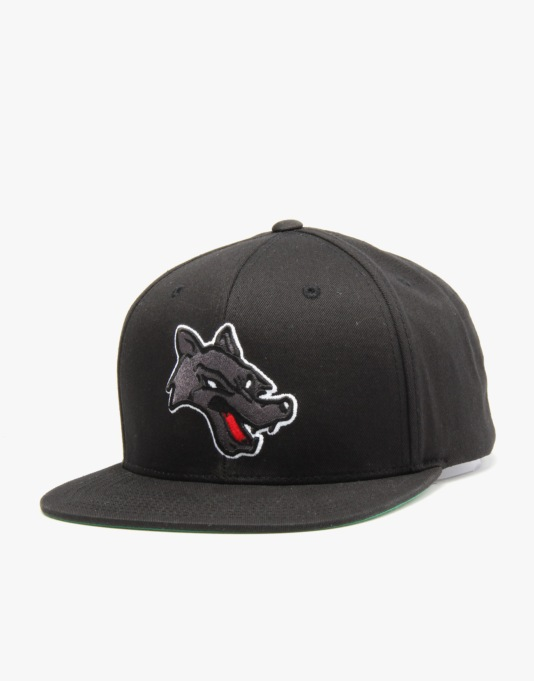 Herschel Supply Co. x Starter Team Snapback Cap - Black