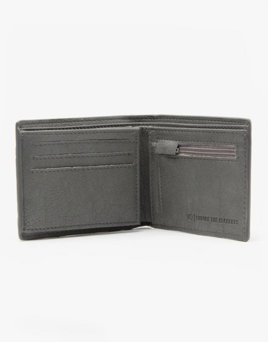 Element Daily Wallet - Charcoal