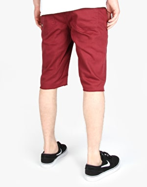 Element Owen WK Shorts - Oxblood