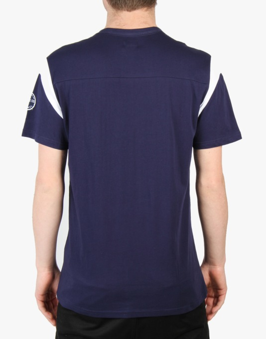 DC West Ryder T-Shirt - Indigo
