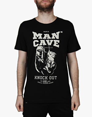 Makia Knock Out T-Shirt - Black