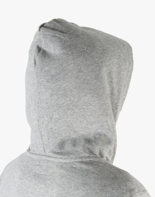 Converse Core Hoodie - Vintage Grey Heather
