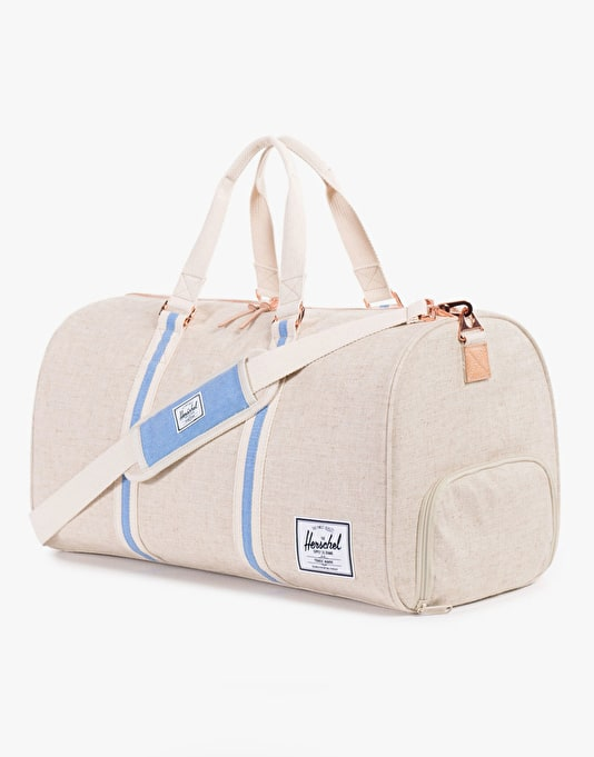 Herschel Supply Co. Hemp Collection Novel Duffel Bag -  Natural Hemp