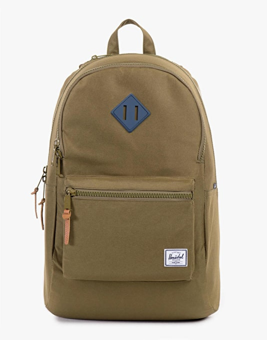 Herschel Supply Co. Lennox Backpack - Army Rubber