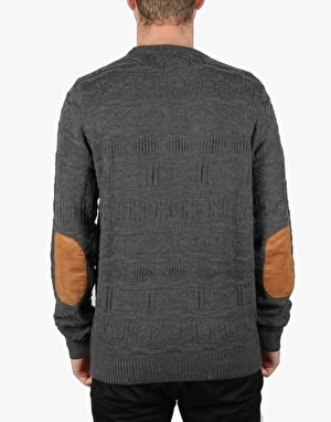 Bellfield Akrane Jumper - Charcoal