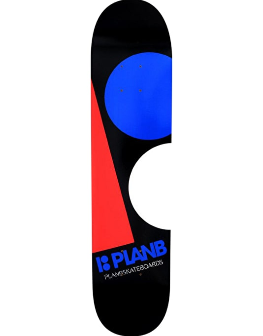Plan B Massive Skateboard Deck - 7.75""