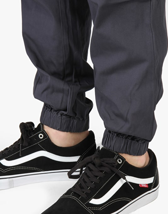 Wemoto Tubby Trousers - Navy Blue
