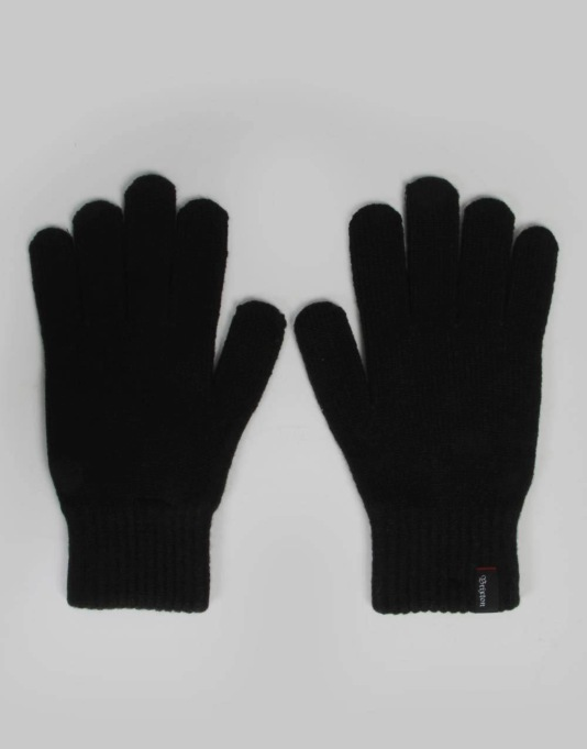 Brixton Butcher Gloves - Black