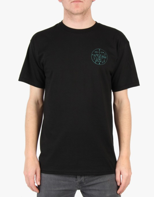 Welcome Sigil T-Shirt - Black