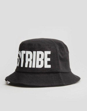 Stüssy Tribe Bucket Hat - Black