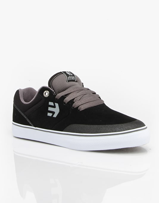 Etnies Marana Vulc Skate Shoes - Black/Grey